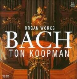 Ton Koopman - Bach: Organ Works