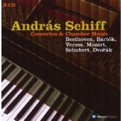 Andras Schiff - Schiff: Concertos and Chamber Music