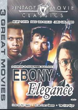 Sidney Poitier/Mario Van Peebles/James Earl Jones - Ebony Elegance (Restricted)