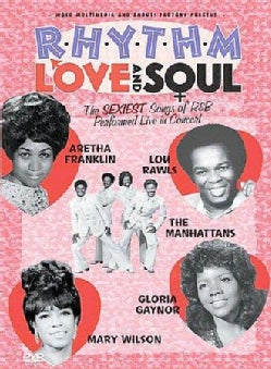 Rhythm Love & Soul (DVD)