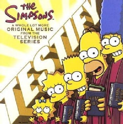 Simpsons - The Simpsons Testify (OST)