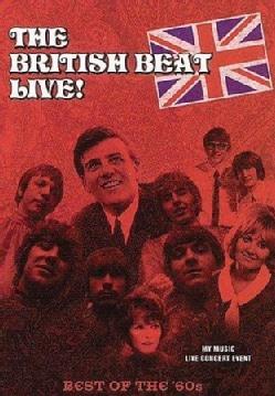 The British Beat Live (DVD)