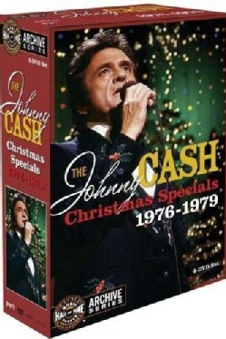 The Johnny Cash Christmas Special: 1976-1979 (DVD)