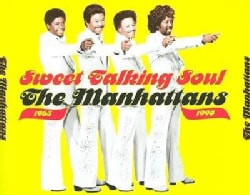 Manhattans - Sweet Talking Soul: The Manhattans 1965-1990