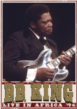 B.B. King Live In Africa '74 (DVD)