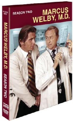 Marcus Welby M.D.: Season Two (DVD)