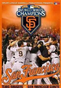 2010 World Series: Rangers Vs. Giants (DVD)