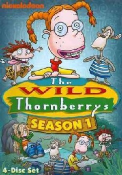 The Wild Thornberrys: Season 1 (DVD)