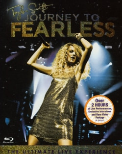 Journey To Fearless (Blu-ray Disc)