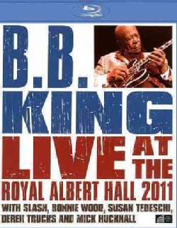 B. B. King: Live At The Royal Albert Hall (Blu-ray Disc)