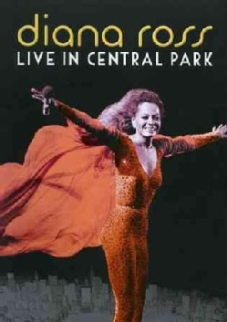 Diana Ross: Live In Central Park (DVD)