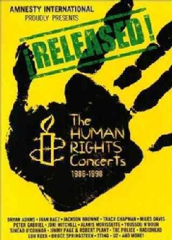 The Human Rights Concerts 1986-1998 (DVD)