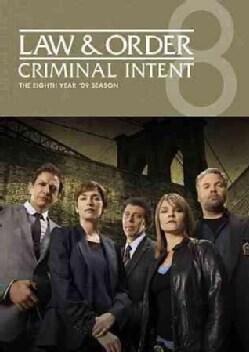 Law & Order Criminal Intent: Season 8 (DVD)