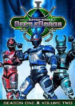Big Bad Beetleborgs: Season One Vol. 2 (DVD)