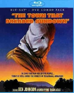 The Town That Dreaded Sundown/The Evictors (Blu-ray/DVD)