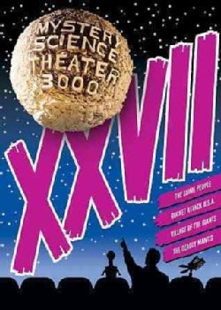 Mystery Science Theater 3000 Vol. XXVII (DVD)