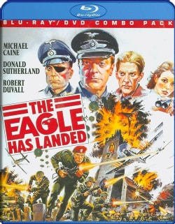 The Eagle Has Landed (Collector's Edition) (Blu-ray/DVD)
