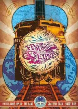 Festival Express (DVD)