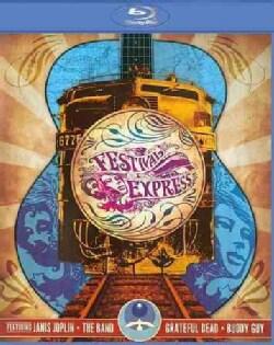 Festival Express (Blu-ray Disc)