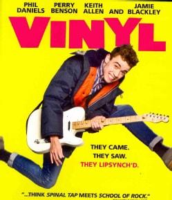 Vinyl (Blu-ray Disc)