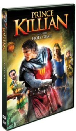 Prince Killian And The Holy Grail (DVD)