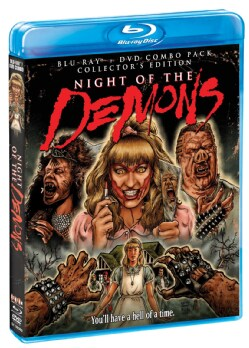 Night of the Demons (Collector's Edition) (Blu-ray/DVD)