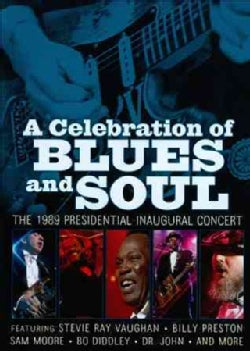 A Celebration Of Blues And Soul: The 1989 Presidential Inaugural Concert (DVD)