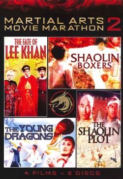 Martial Arts Movie Marathon Vol. 2 (DVD)