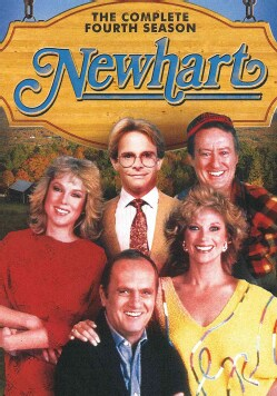Newhart:The Complete Fourth Season (DVD)