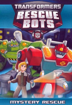 Transformers Rescue Bots: Mystery Rescue (DVD)