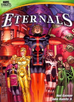 Marvel Knights: Eternals (DVD)