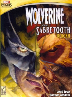 Marvel Knights: Wolverine Versus Sabretooth (DVD)
