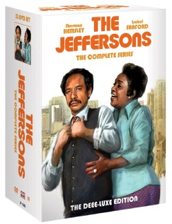 Jeffersons: The Complete Series (DVD)