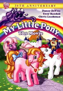 My Little Pony: The Movie (30th Anniversary Edition) (DVD)