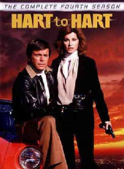 Hart to Hart: Season Four (DVD)