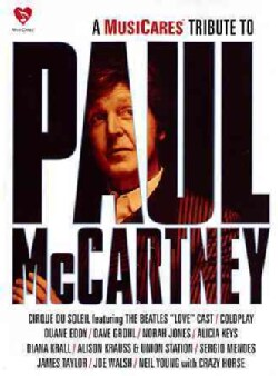 A MusiCares Tribute To Paul McCartney (DVD)