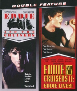 Eddie And The Cruisers/Eddie And The Cruisers II: Eddie Lives! (Blu-ray Disc)