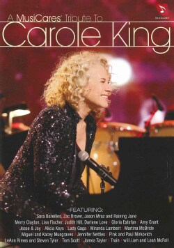 A MusiCares Tribute To Carole King (Blu-ray Disc)