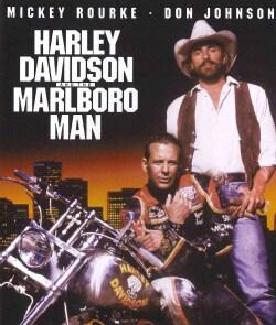 Harley Davidson And The Marlboro Man (Blu-ray Disc)