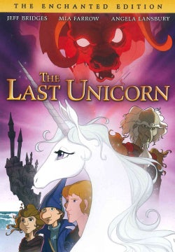 The Last Unicorn (The Enchanted Edition) (DVD)