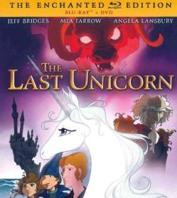 The Last Unicorn (The Enchanted Edition) (Blu-ray/DVD)