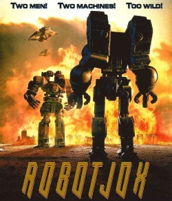 Robot Jox (Blu-ray Disc)