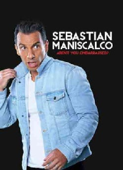 Sebastian Maniscalco: Aren't You Embarrassed? (DVD)