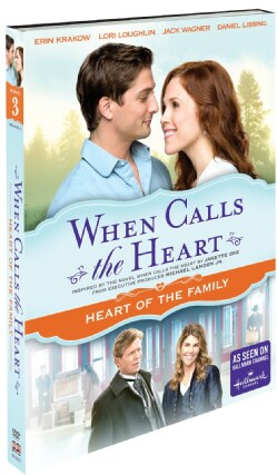 When Calls The Heart: Heart Of The Family (DVD)