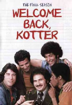 Welcome Back Kotter: The Final Season (DVD)