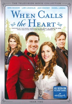 When Calls The Heart Movie Collection: Year 2 (DVD)