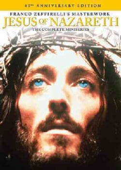 Jesus of Nazareth: The Complete Miniseries (40th Anniversary Edition) (DVD)