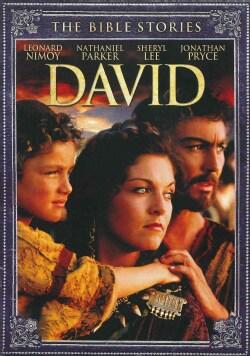 The Bible Stories: David (DVD)