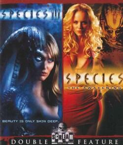 Species III/Species: The Awakening (Blu-ray Disc)