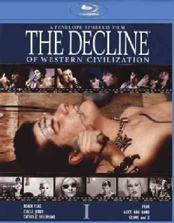 The Decline Of Western Civilization (Blu-ray Disc)